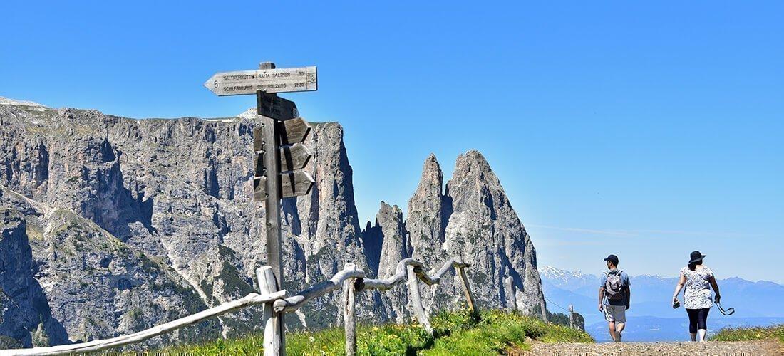 Attrazioni nella regione vacanze Alpe di Siusi