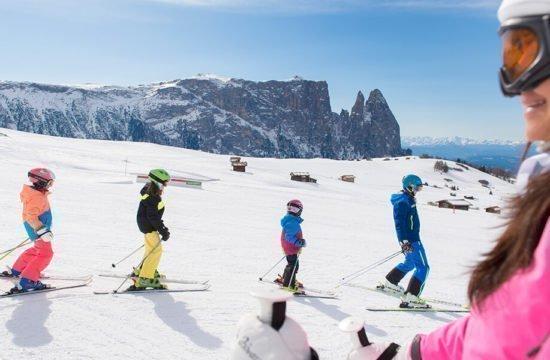 Kinder Skiurlaub