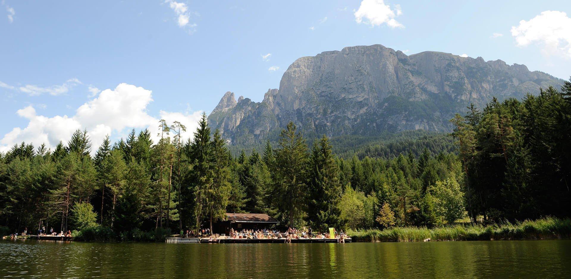 Ihr Familienurlaub in Völs am Schlern - Lernen Sie die berühmte Südtiroler Gastfreundschaft kennen